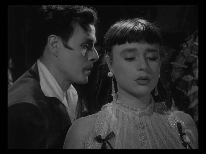 FilmFanatic.org » Naked Night, The / Sawdust and Tinsel (1953)