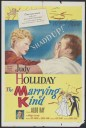 Marrying Kind Poster