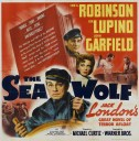 Sea Wolf Poster
