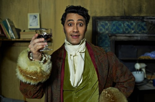 Taika Waititi as vampire Viago. Photo: seattletimes.com