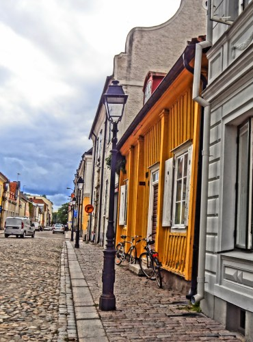 When in Kalmar. © Sonja Irani / filmfantravel.com