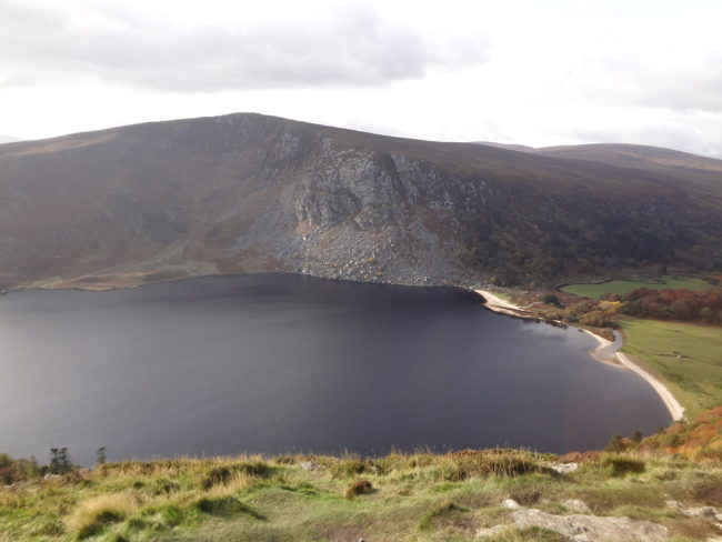 """Kattegat Bay"" in Wicklow County, Ireland. Photo: Sonja Irani / filmfantravel.com"