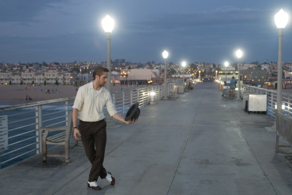 "Hermosa Beach Pier, LA, USA – film location for ""La La Land"". Photo: Lionsgate"