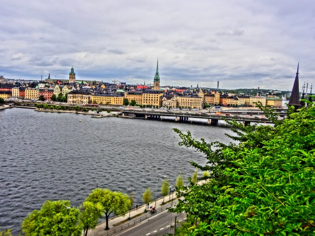 "Stockholm, Sweden – film location for ""The Girl with the Dragon Tattoo"". Photo: filmfantravel.com"