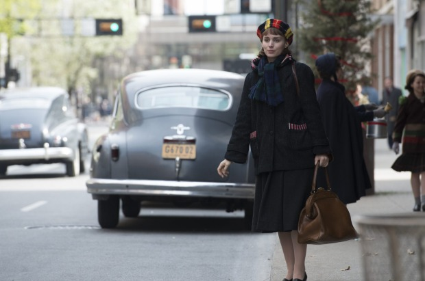 """Scene from """"Carol"""" (2015), which was set in New York City during the 1950s, but actually filmed in Cincinnati, Ohio. © The Weinstein Company"""