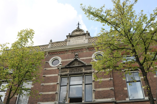 Historical Building of the Dutch East India Company in Delft