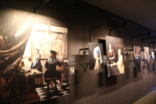 Inside the Vermeer Centrum