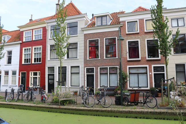 ... and newer ones in Delft