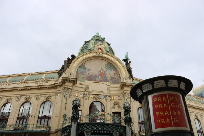 Municipal House in Prague. © Sonja Irani / filmfantravel.com