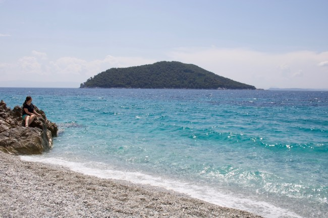 Mamma Mia! Tour on the island of Skopelos