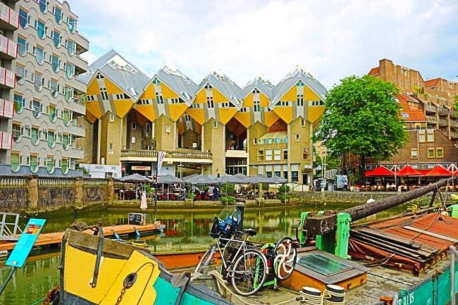 Rotterdam. Photo: © Sonja Irani / FilmFanTravel.com