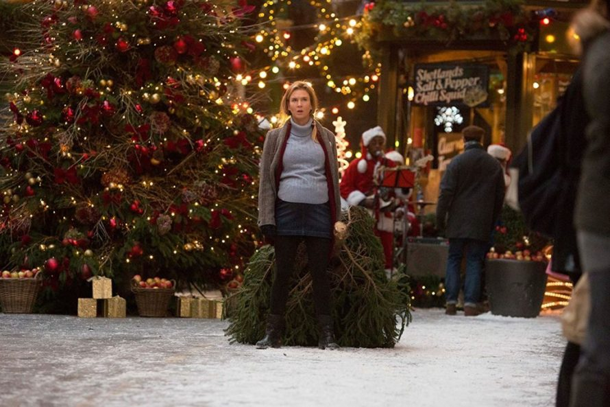 "Scene from ""Bridget Jones's Baby"": Photo © Universal Pictures"