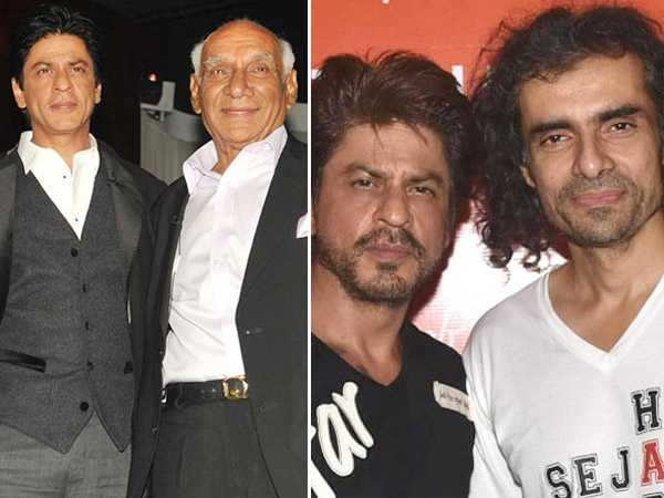 Imtiaz Ali does not accept Shah Rukh Khan's compliment ...
