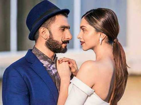 Image result for Red Hot! Ranveer Singh and Deepika Padukone to tie the knot at Lake Como