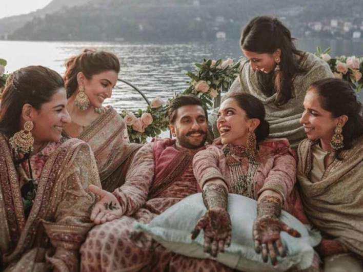 """Deepika Padukone and Ranveer Singh are without a doubt two people who the nation adores. The two superstars have a separate fan following for sure, but they also have a fan base together. The couple has been happily married for over a year and a half now and they seem to be having a gala time together. Now that the entire country has been under lockdown for four months, the duo is finding new ways to keep themselves entertained and occupied as film shoots haven't resumed.   Today, Queen Dee took to Instagram to reveal that Ranveer along with her mother-in-law Anju Bhavnani, sister-in-law Ritika Bhavnani and father-in-law Jagjit Singh Bhavnani are all busy playing Taboo. She shared a picture of the scoreboard and captioned it saying, """"TPL-Taboo Premiere League😅😅😅With everyone bringing their A-Game to the TaBoo Table I must say it is getting extremely competitive!"""" Well, thanks for the idea Diva Dee, we are running out of ways to keep busy too."""