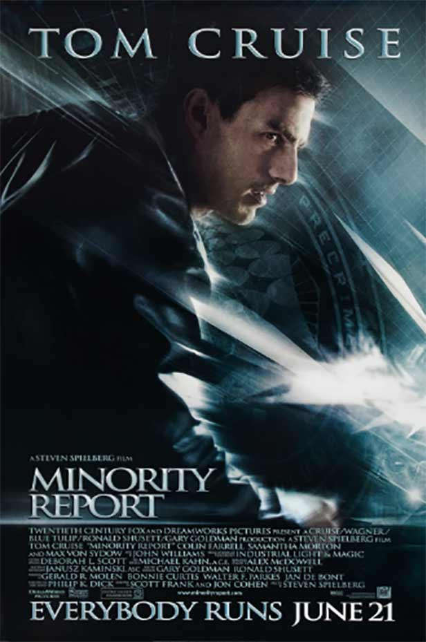 Hollywood Action Movies In Hindi Minority Report