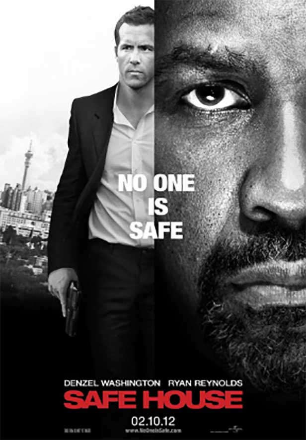 Hollywood Action Movies In Hindi Safe House