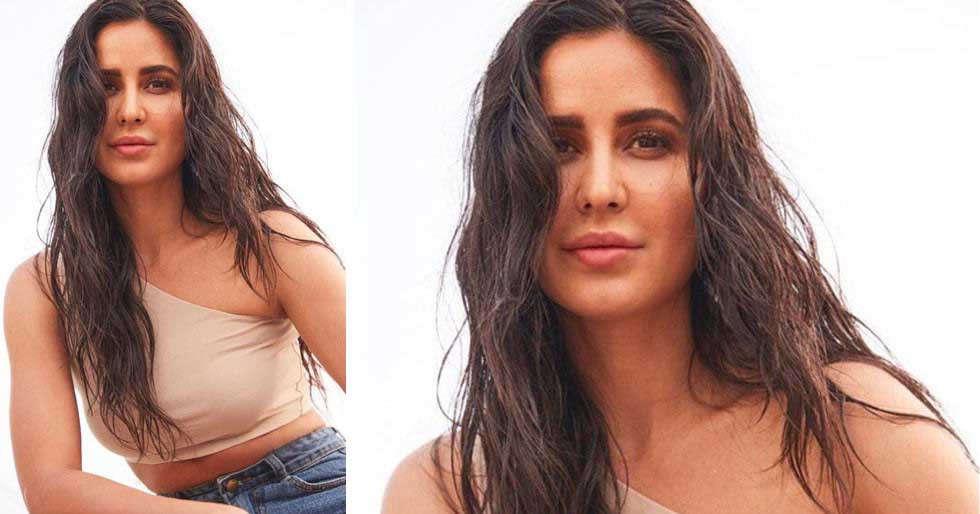 Katrina Kaif reveals how she avoids having bad hair days