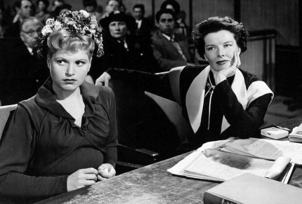 Image result for judy holliday in adam's rib