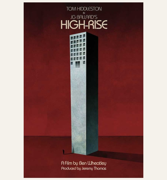 High-Rise Concept Poster