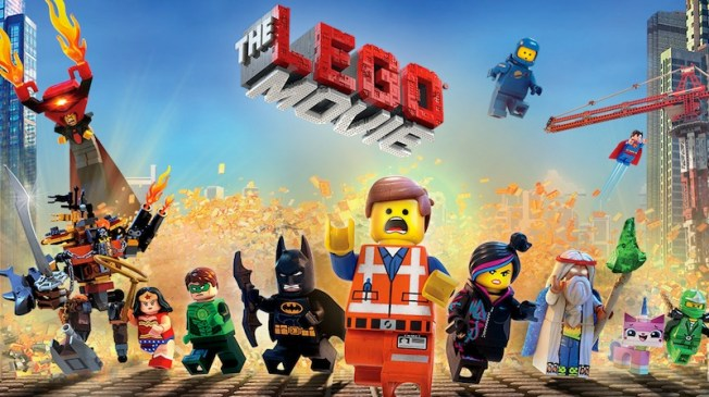 Lego Movie Poster