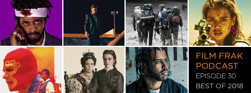 FRAKKING TOP 20 FAVOURITE FILMS OF 2018