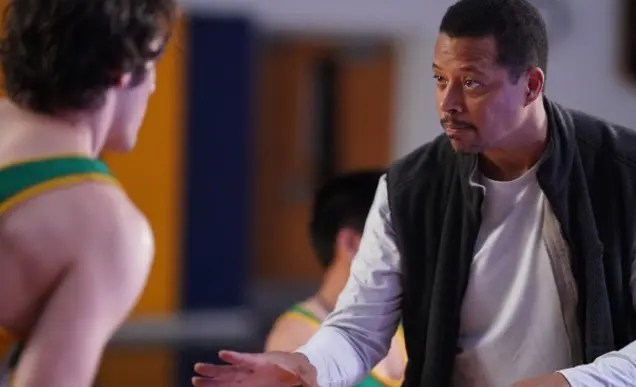 RJ Mitte and Terrence Howard in Triumph (Signature Entertainment) [2]