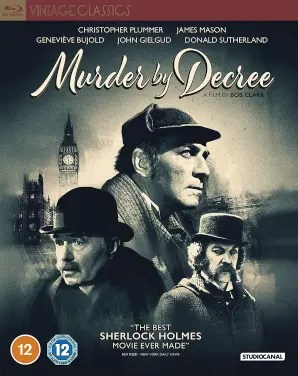 Murder By Decree BR Cover