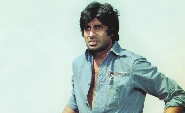 Amitabh Bachchan - Kaala Patthar