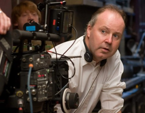 David Yates directing a scene from Harry Potter and the Order of the Pheonix