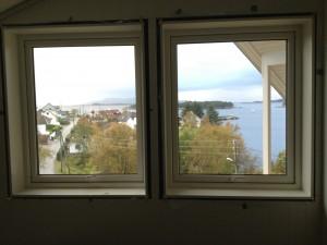 View from Vanghuset.