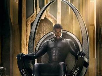 Marvels Black Panther Poster