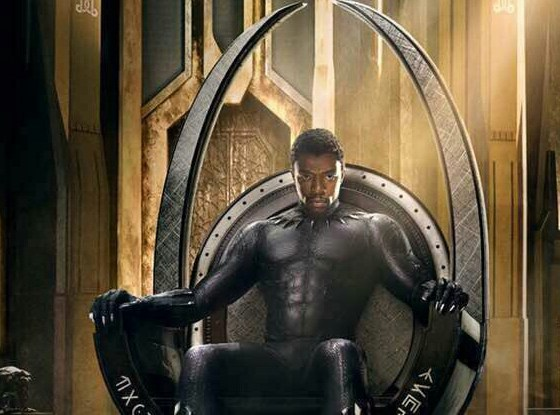 Marvels Black Panther Poster