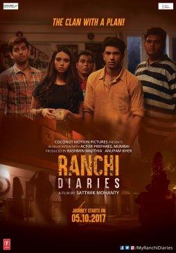 Ranchi Diaries Poster 2