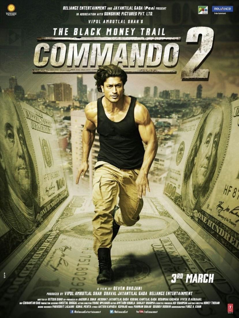 Movie Review: 'Commando 2'