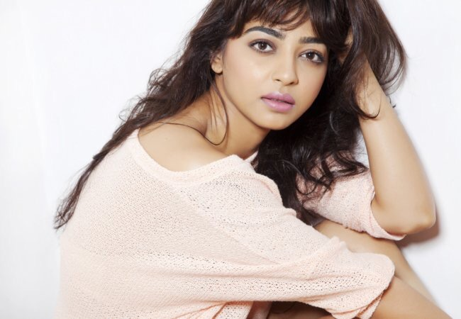 Radhika Apte Sizzles In Her Bold Photoshoot