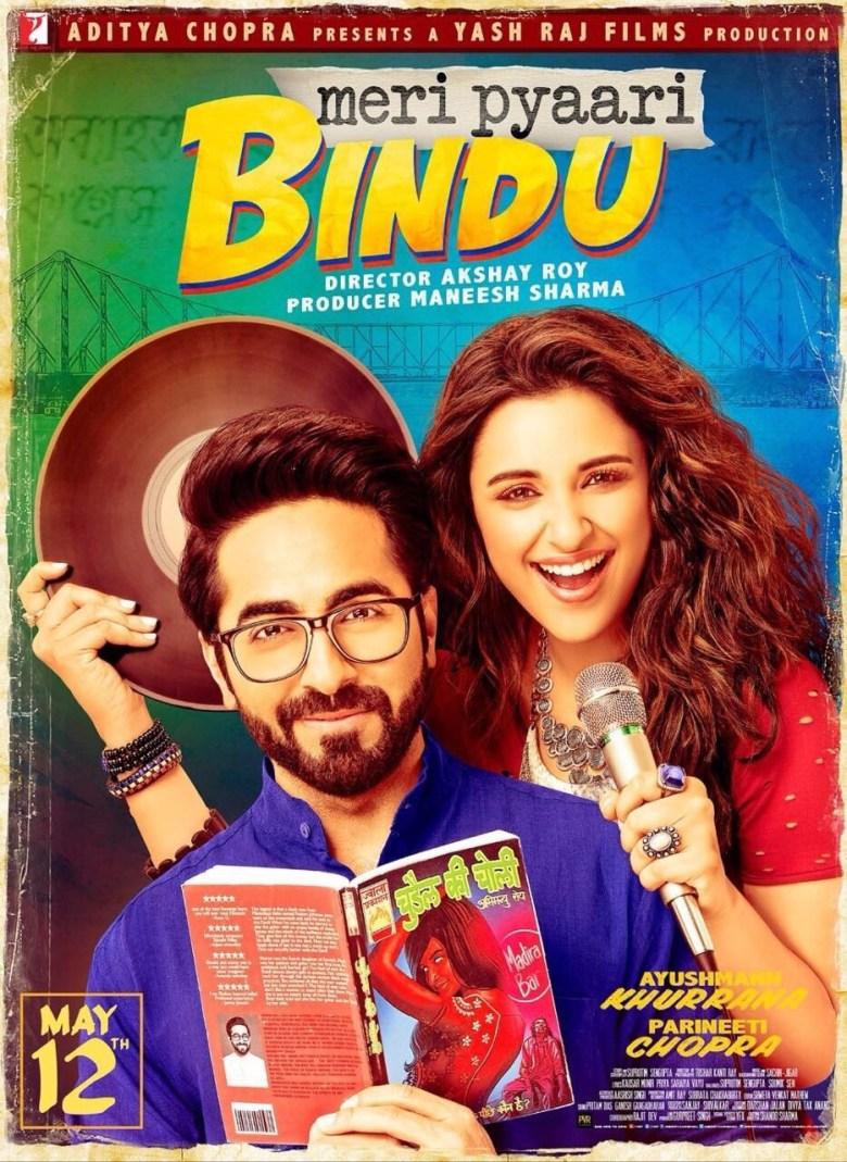 Trailer For 'Meri Pyaari Bindu' Released