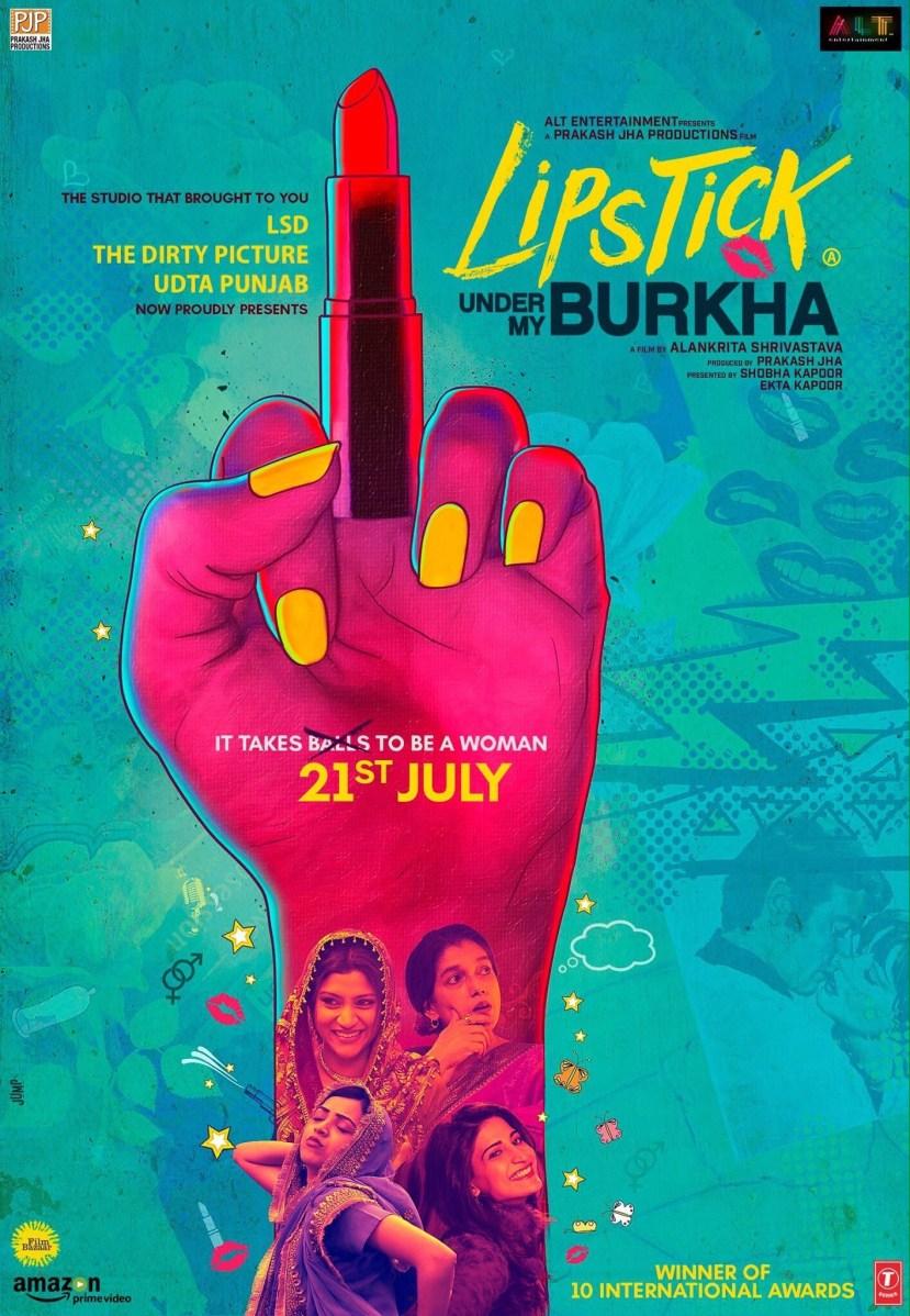 Second Trailer For ' Lipstick Under My Burkha' Goes Viral