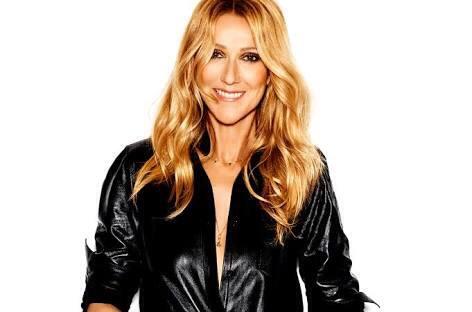 Singer Celine Dion Goes Topless For 'Vogue'