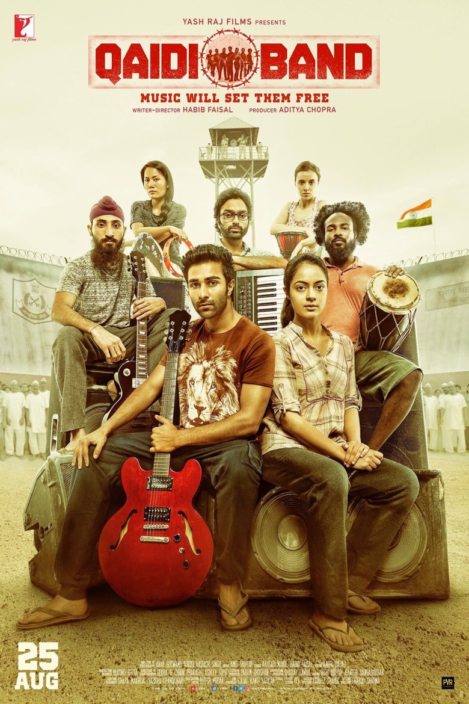 Trailer for Qaidi Band Released