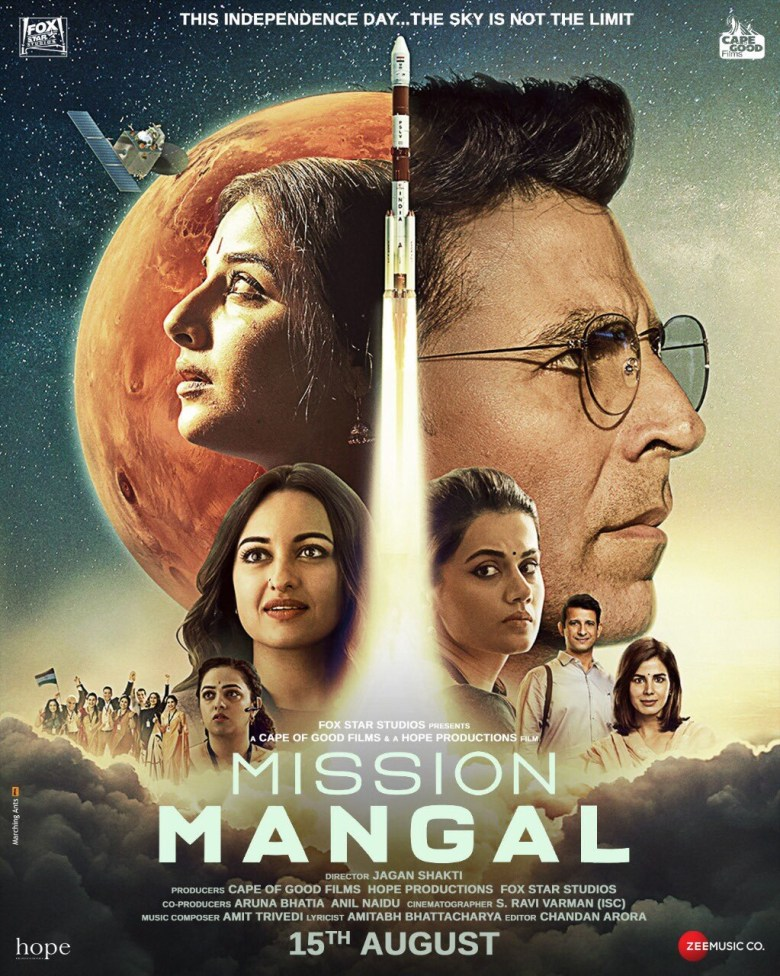 Trailer For Mission Mangal Released