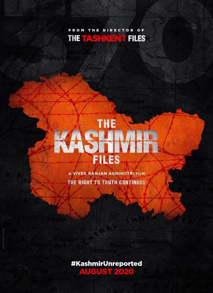 After 'Tashkent Files' Success Director Vivek Agnihotri Announces 'Kashmir Files'
