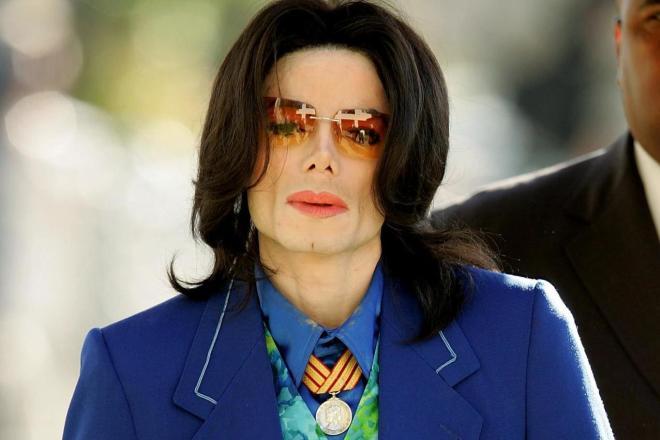 Michael Jackson: The Man, The Myth, The Legend