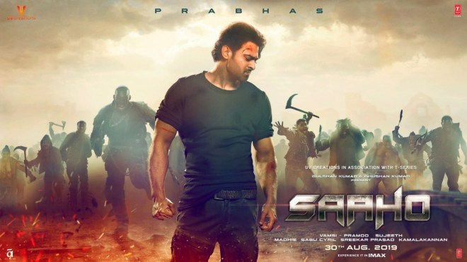 Saaho Hits Silver Screen Today!