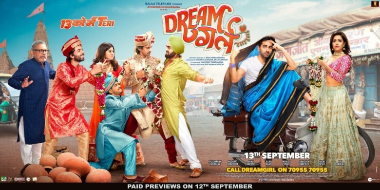 Ayushmann Khurrana Set To Break Another Barrier, 'Dream Girl'