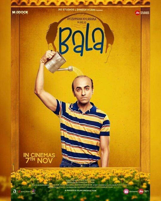 Bala: Ayushmann Khurrana's another unconventional film