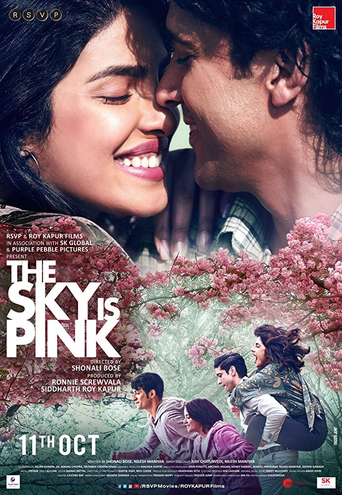 Film Review Sky is Pink