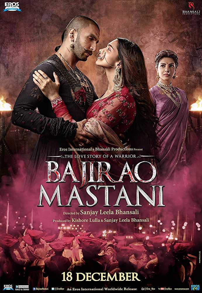 Bollywood's Wave of History