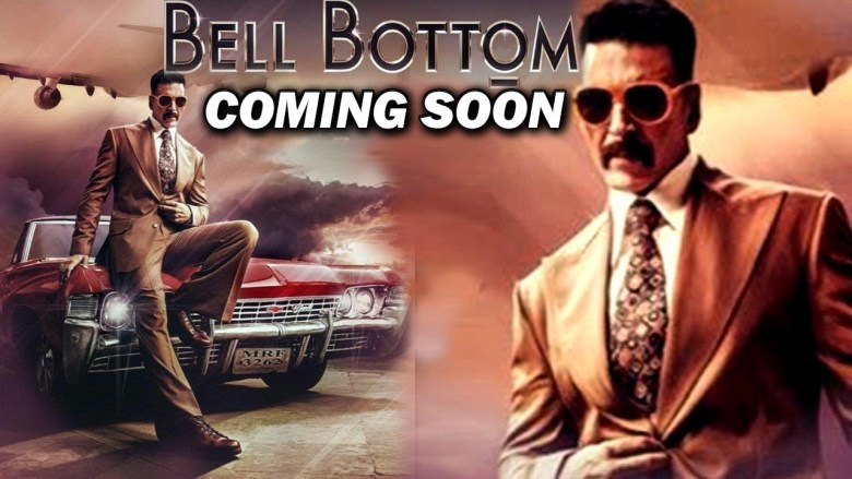 AKSHAY GOES BOTTOMS UP FOR BELL BOTTOMS