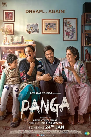 Movie Review: 'Panga'